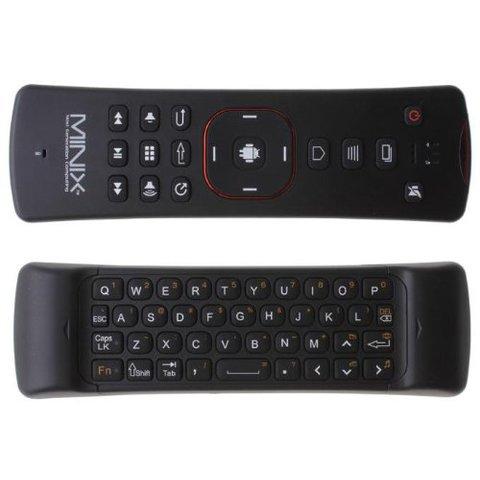 Бездротова клавіатура з функцією Air Mouse MINIX NEO A2