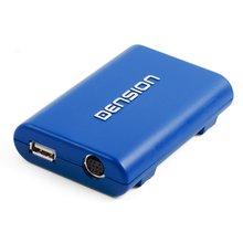 Adaptador de iPod USB Bluetooth Dension Gateway Lite BT para Volkswagen Skoda  Seat GBL3VW8  - Descripción breve