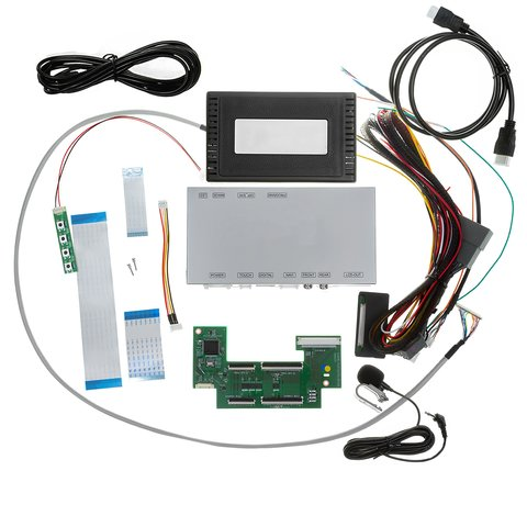 CarPlay Connection Kit for Toyota Camry with Fujitsuten Denso Ten System
