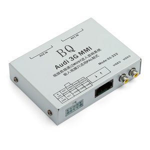 Audio and Video Interface MOST for Audi of 2009– MY