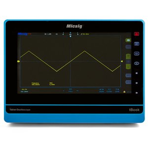 Tablet Digital Oscilloscope Micsig TO102