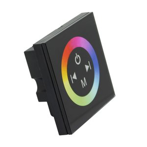 LED Controller with Touch Panel HTL-011 (RGB, 5050, 3528, 144 W)