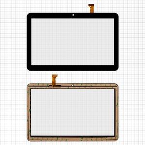 Touchscreen for Nomi C10102 Terra+ Tablet, (10,1