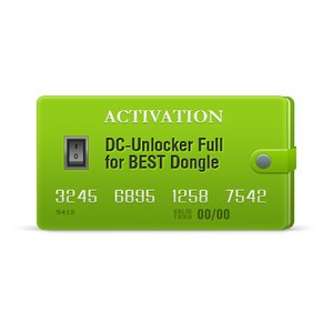 Activación DC-Unlocker Full para BEST Dongle
