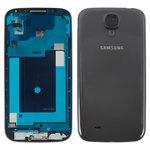 Carcasa para celular Samsung I9500 Galaxy S4, negro