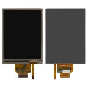 Pantalla LCD para cámaras digitales Nikon AW100, S4150, S6150, con marco, con iluminación, con cristal táctil