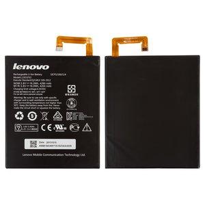 Batería L13D1P32 para tablet PC Lenovo IdeaTab A5500, Tab 2 A8-50F, Tab A8-50, (Li-ion 3.8V 4290mAh)