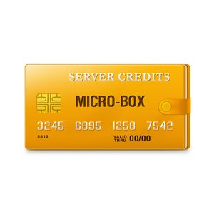 Micro-Box - серверные кредиты