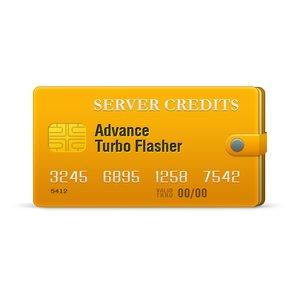 Advance Turbo Flasher - сетевые кредиты