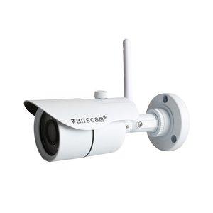 Безпровідна IP-камера спостереження HW0043 (720p, 1 МП)