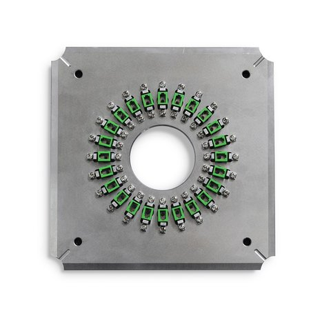 Полировочный держатель оптоволоконных коннекторов Fibretool ST/P-24