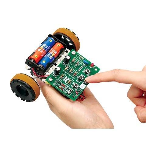 STEM-конструктор Artec Кнопковий програмований робот