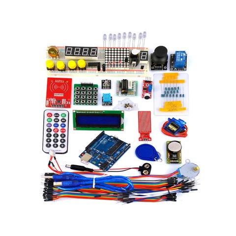 Стартовый набор Arduino Starter Kit RFID на базе UNO R3 + руководство пользователя