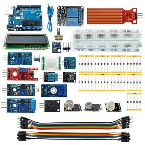 Набор Arduino Умный дом (на базе UNO R3) + руководство пользователя