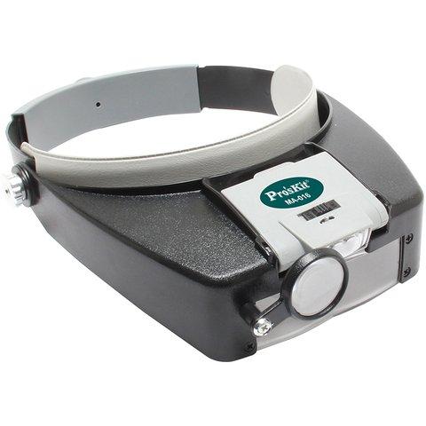 Headband Magnifier Pro'sKit MA 016