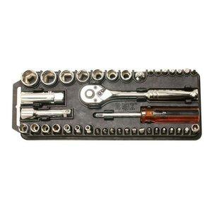 Socket & Screwdriver Set Pro'sKit 8PK-227