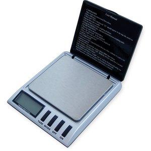 Balanza digital de bolsillo Hanke YF-K6 (200g/0.01g)