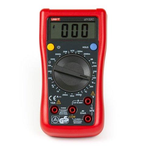 Digital Multimeter UNI T UT132C