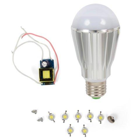 LED Light Bulb DIY Kit SQ Q17 E27 7 W – warm white